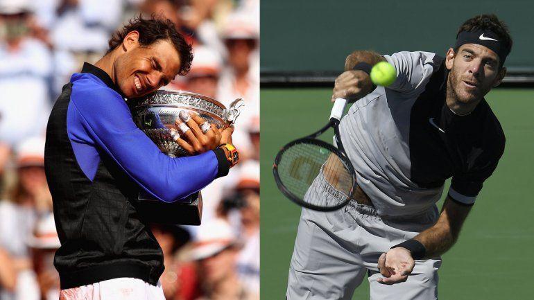 Ya salió el ranking del tenis mundial: mirá en que puesto quedó Del Potro