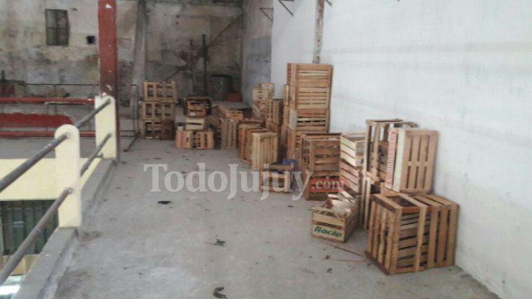 Mercado Central: una obra abandonada en pleno centro de la ciudad que cumple 2 años