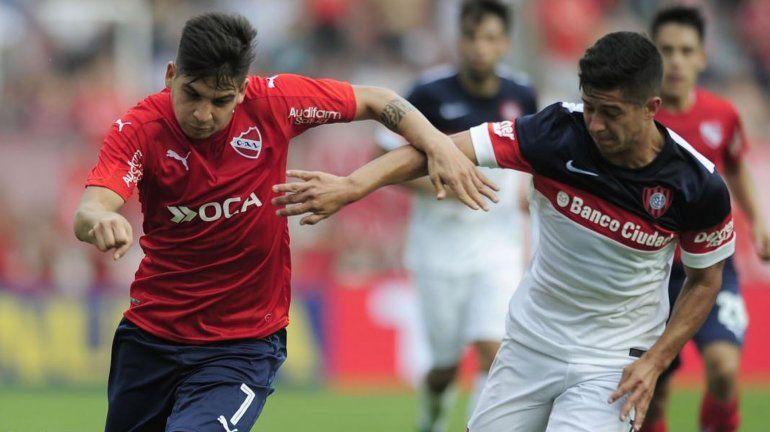Independiente y San Lorenzo se ponen al día con la mira en clasificar a la libertadores