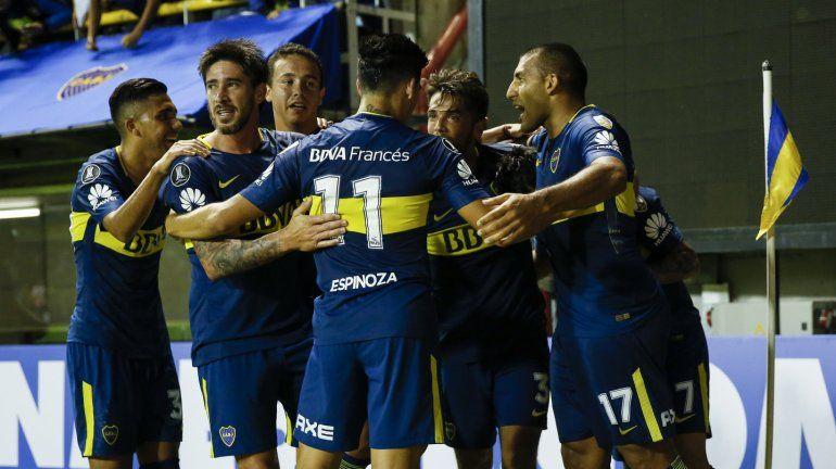 Boca buscará una victoria ante el duro Palmeiras que lo acerque a la clasificación