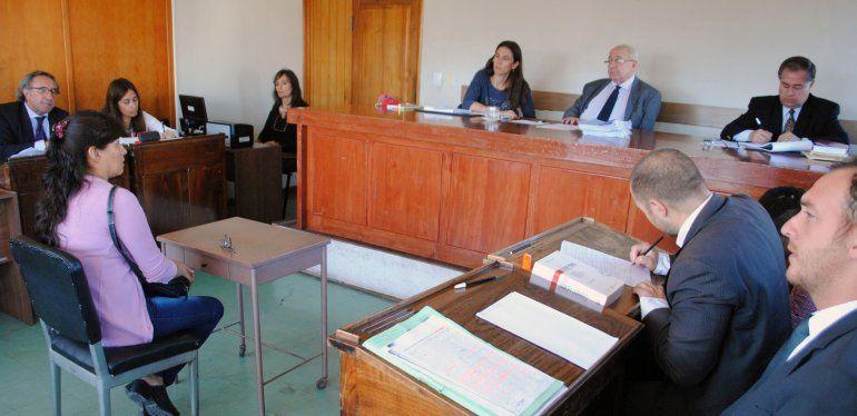 Comenzó el juicio contra Iván Agüero por el homicidio de Nahir Mamaní
