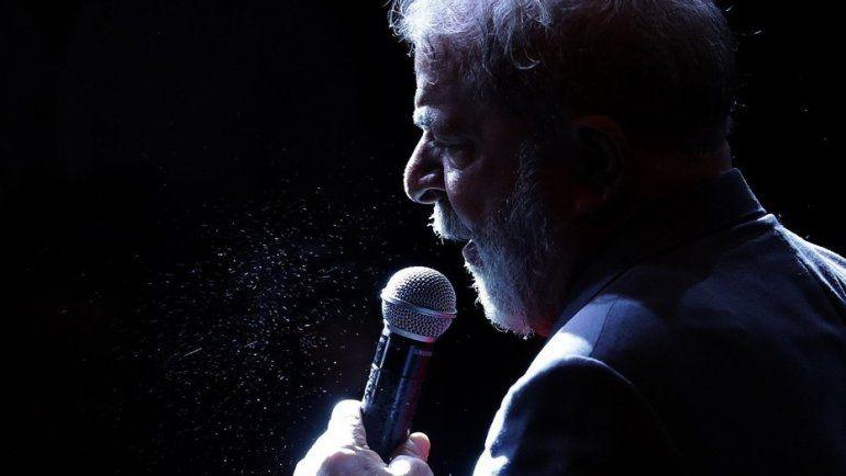 Lula da Silva en rebeldía: se niega a entregarse y pide seguir luchando con el pueblo