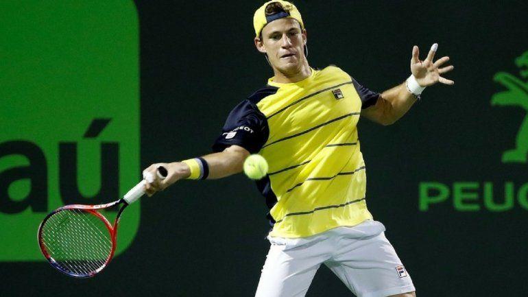 Copa Davis: tras la derrota de Kicker, Schwartman busca igualar la serie ante Garín