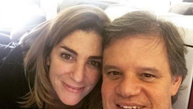 El emotivo mensaje de Enrique Sacco a Débora Perez Volpin