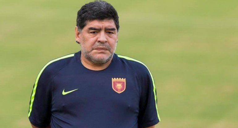 Maradona volvió a criticar a Sampaoli: Me traicionó