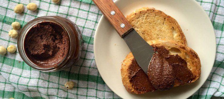 Cómo hacer tu Nutella casera, con mismo sabor pero más saludable