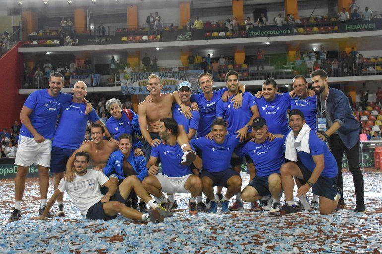Argentina tiene rival confirmado para luchar por regresar al Grupo Mundial
