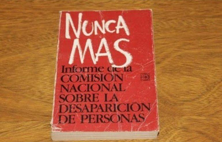 Salta: impulsan que la lectura del libro Nunca Más sea obligatoria en las escuelas