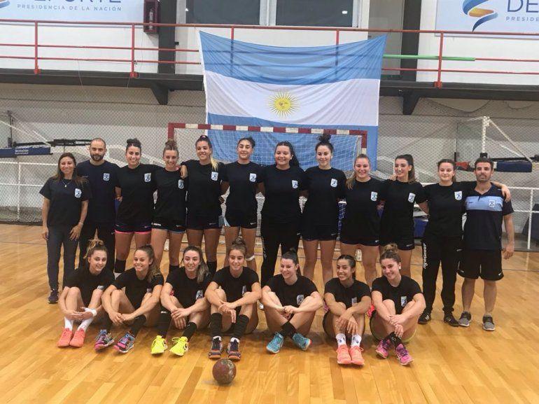 Anahí Ponce integrará la Selección Argentina de handball
