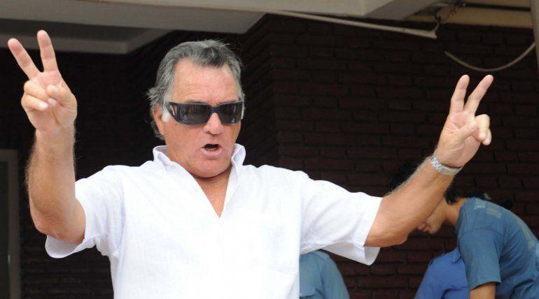 Intervinieron el PJ Nacional y nombraron como titular a Luis Barrionuevo