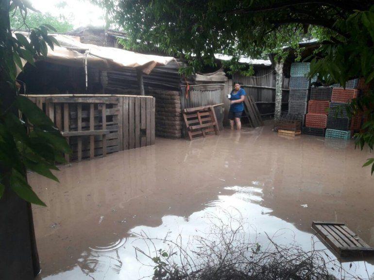 Mirá dónde y con qué colaborar con los afectados por el temporal en San Pedro