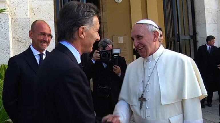 Carta del Papa a Macri: El futuro se construye desde la justicia social