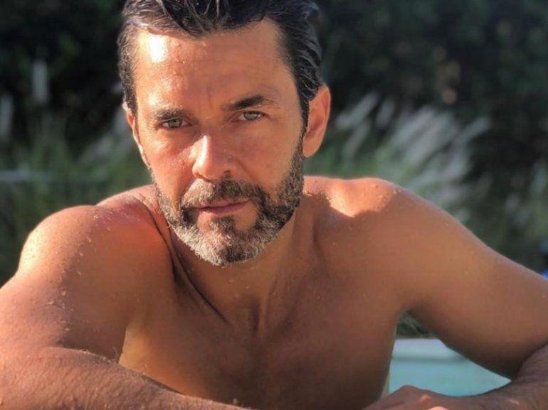¡Pura dulzura! Mariano Martínez compartió el video más tierno junto a sus tres hijos