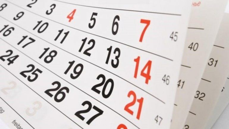 Cuenta regresiva: conocé cuantos feriados quedan antes de fin de año