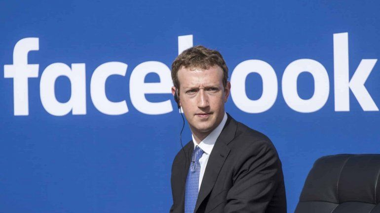 Zuckerberg asumió la responsabilidad por el caso de Cambridge Analytica ante el Senado