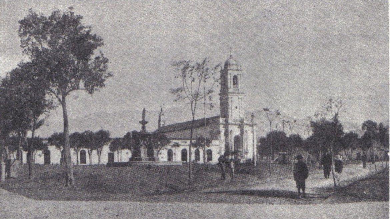 Jujuy de antaño: mirá cómo era San Salvador hace más de 100 años