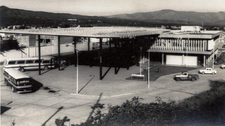 Vieja Terminal de Omnibus