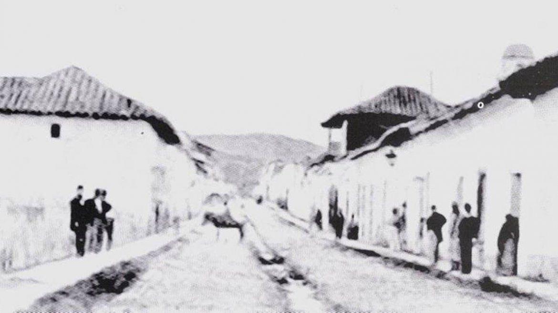 Posible Calle San Martín
