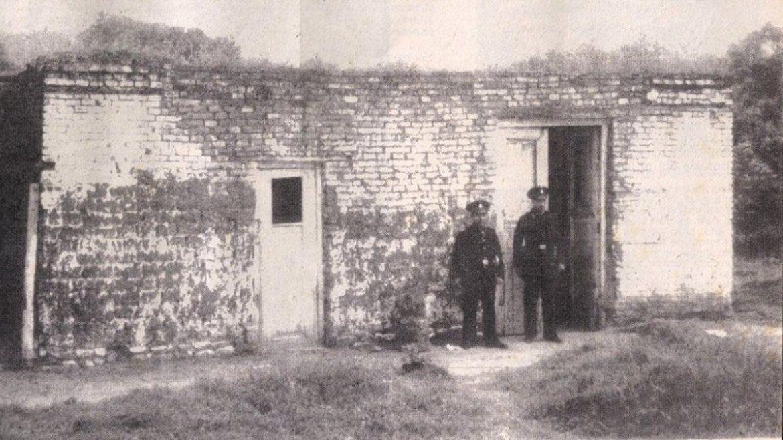 Comisaría de Alto La Viña - 1940
