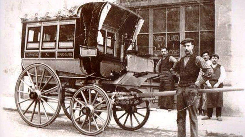 Primera fábrica de carruajes en Jujuy