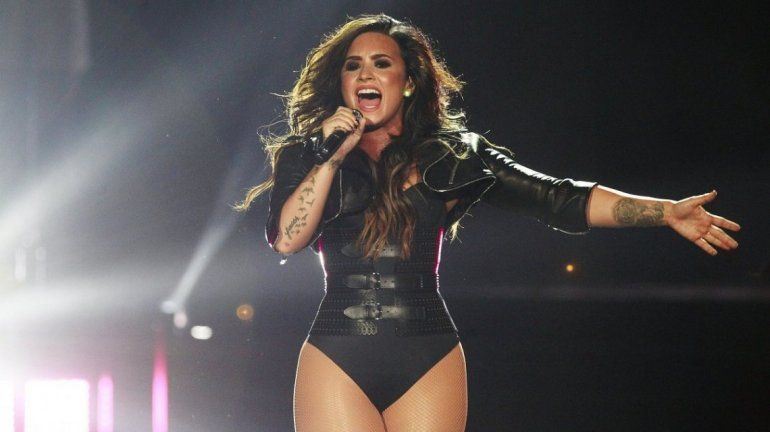 Demi Lovato reprogramó su show en Argentina