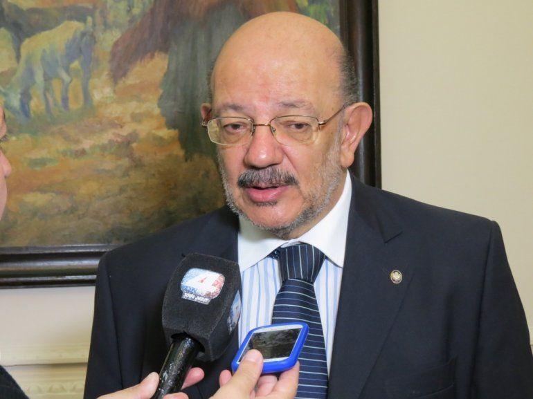 Alberto Matuk opinó sobre la intervención del PJ: Lo que sucedió no tiene nada de jurídico
