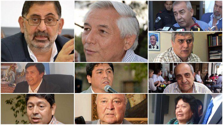 Diez intendentes están imputados por el supuesto desvío de fondos