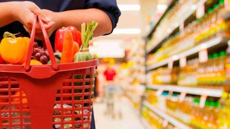 La inflación de marzo fue de 2,3% y acumuló 6,7% en el primer trimestre