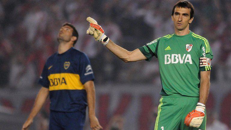 Mirá qué dijo Marcelo Barovero sobre el supuesto interés de Boca