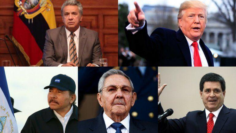 Los líderes ausentes en La VIII Cumbre de las Américas