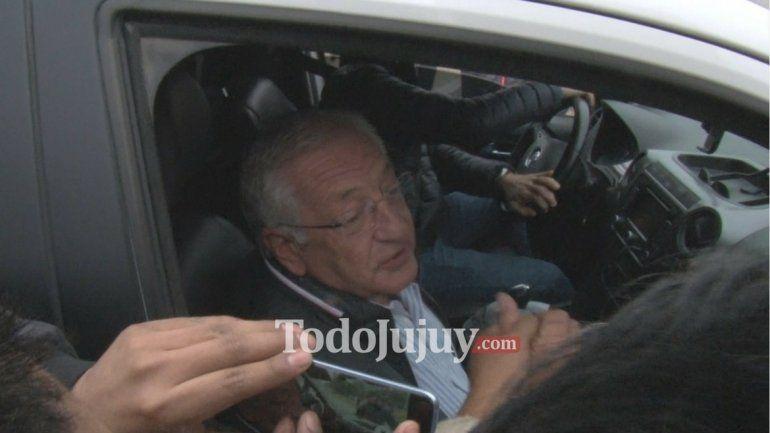 Liberaron al ex gobernadorEduardo Fellner
