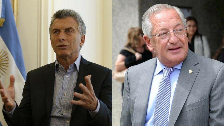 Macri pidió que se dé tiempo a la justicia para investigar a Fellner
