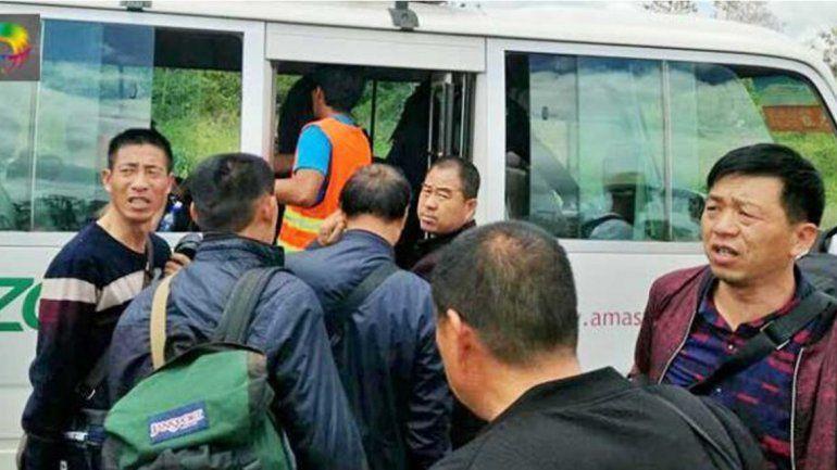 Doce ciudadanos asiáticos demorados en un hospedaje de Tilcara