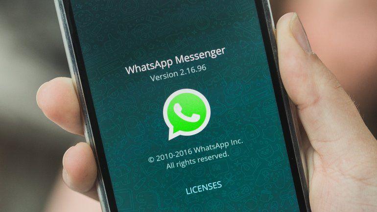 Whatsapp prohibirá el uso de la aplicación a menores de 16 años