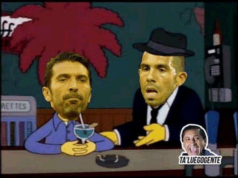 Los mejores memes ante el supuesto interés de Boca por Gianluigi Buffon