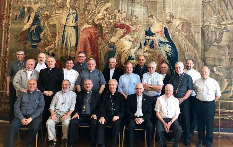 Obispos en asamblea