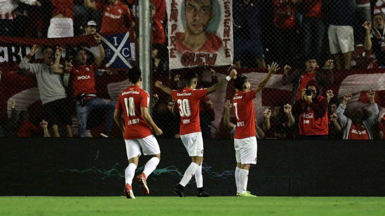 Independiente juega en Colombia su futuro en la Copa Libertadores