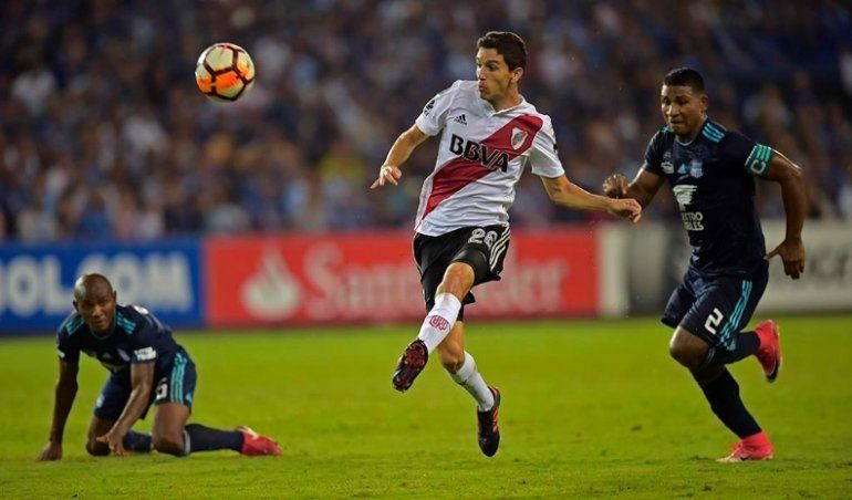 River recibe a Emelec para asegurar su clasificación a los octavos de la Copa Libertadores