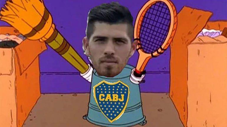 Los mejores memes del error de Agustín Rossi en la derrota de Boca
