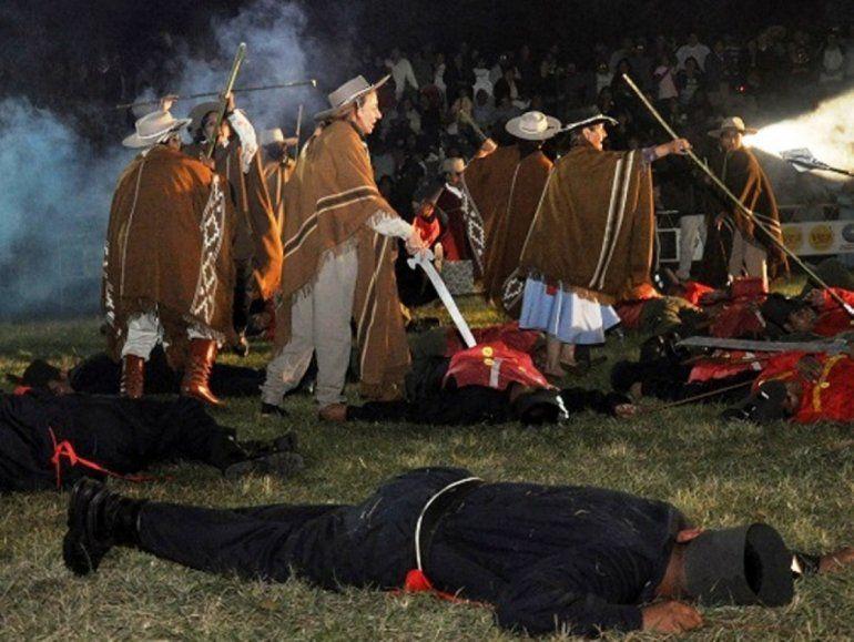 En vísperas del Día Grande de Jujuy, hoy recrean la Batalla de León