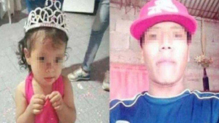 Imputaron al papá de Nicole por homicidio agravado por el vínculo y alevosía