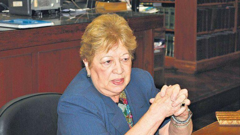 En la Conferencia Bienal Internacional, la única disertante del interior de Argentina es una jueza jujeña