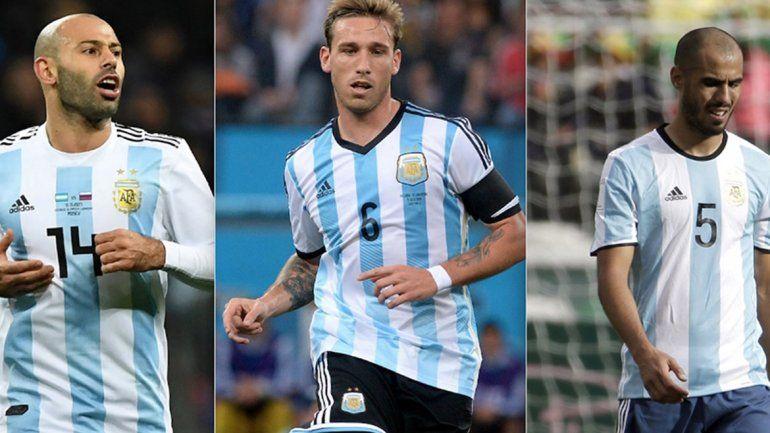Las piezas sueltas para Jorge Sampaoli en el medio: cruje el corazón de la selección argentina