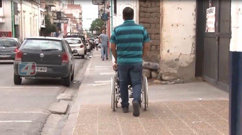 ¿Es San Salvador una ciudad accesible? Testimonios y experiencias para comprender la situación