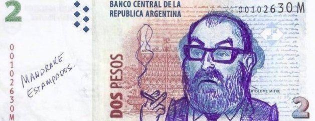 Las redes se despiden del billete de dos pesos con los mejores memes