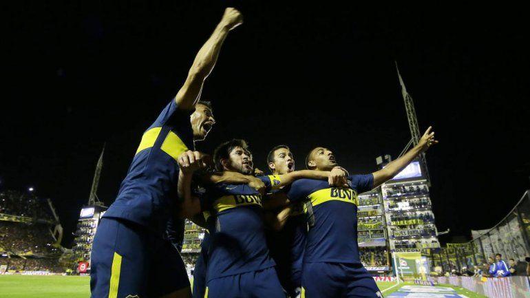 Boca y su final en Colombia