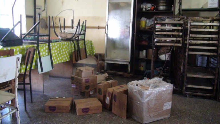 Robaron la sede de Cáritas en Perico por tercer fin de semana seguido