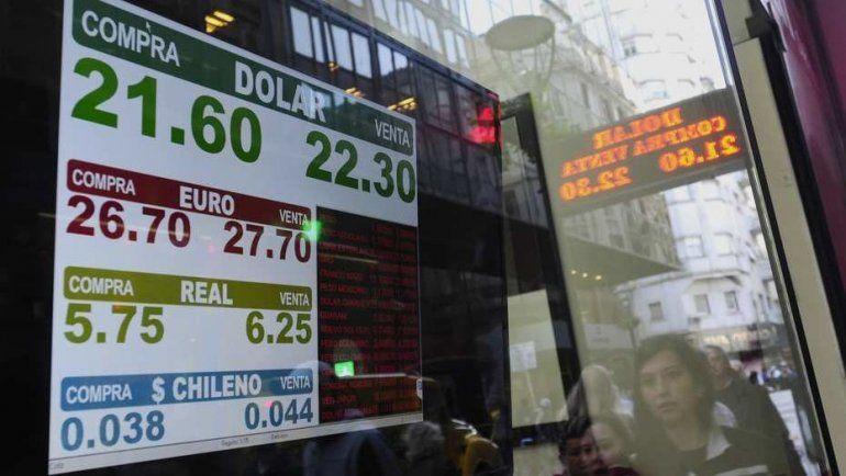 El dólar bajó tras la nueva suba de tasas y los anuncios del Gobierno