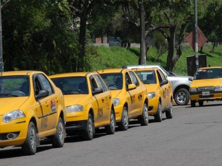 Desde la Unión de Choferes y Titulares de taxis apoyan la medida adoptada para regular los interjurisdiccionales