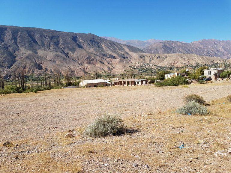 Una familia de Tilcara donó tierras para construir el edificio del Secundario de Artes
